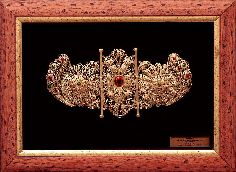 Buckle - Symbol of Immortality | Talimo's Gallery - Art and ...