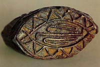 rubber stamp govrlevo 1500 years B.C